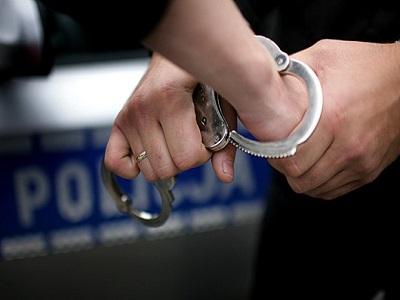 Aresztowanie Pani Młodej