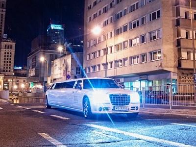 Limuzyna Chrysler