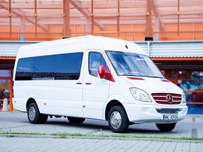 Party Bus White