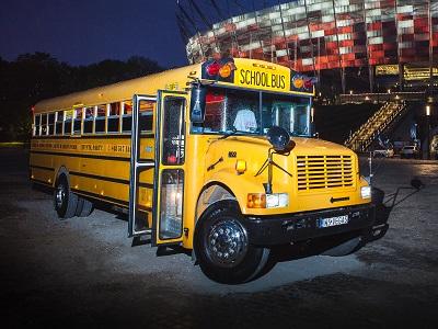 School Bus Kac Vegas