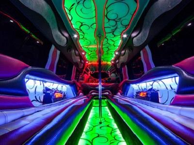 Imprezowy Party Bus XXL